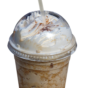 Steaks menu